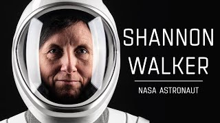 Meet Shannon Walker, Crew-1 Mission Specialist
