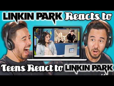 Thumbnail: LINKIN PARK REACTS TO TEENS REACT TO LINKIN PARK