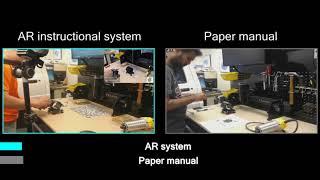 Система АР навчальних і папери інструкція для механічного збирання