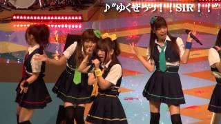 サンスポアイドルリポーターSIR、夢の大舞台に』 先日開催されたTIF2012...