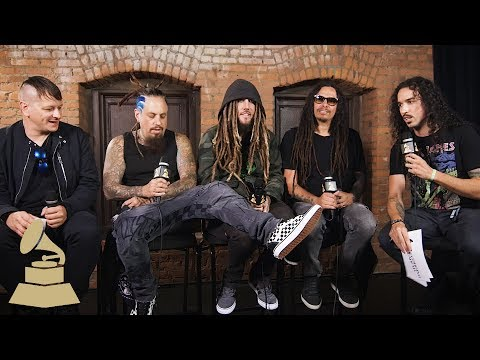 Korn Talks Legacy, Machine Gun Kelly & Advice for Aspiring Musicians | On The Road