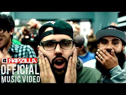 Social Club Misfits - COPS music video - Christian Rap