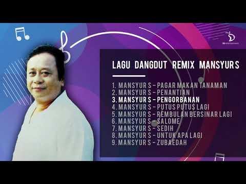 Lagu Dangdut Remix Mansyur S
