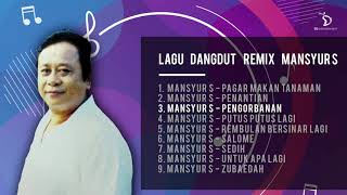 Download Lagu Dangdut Remix Mansyur S