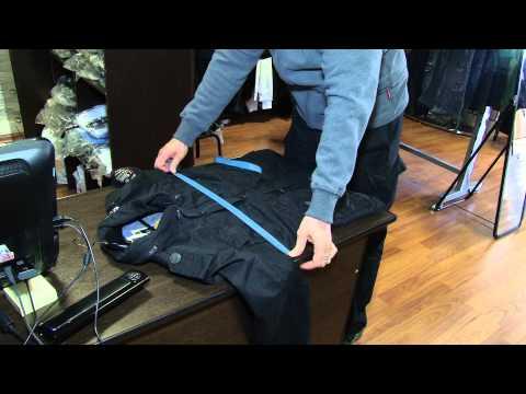 Видео-инструкция на тему, как подобрать одежду