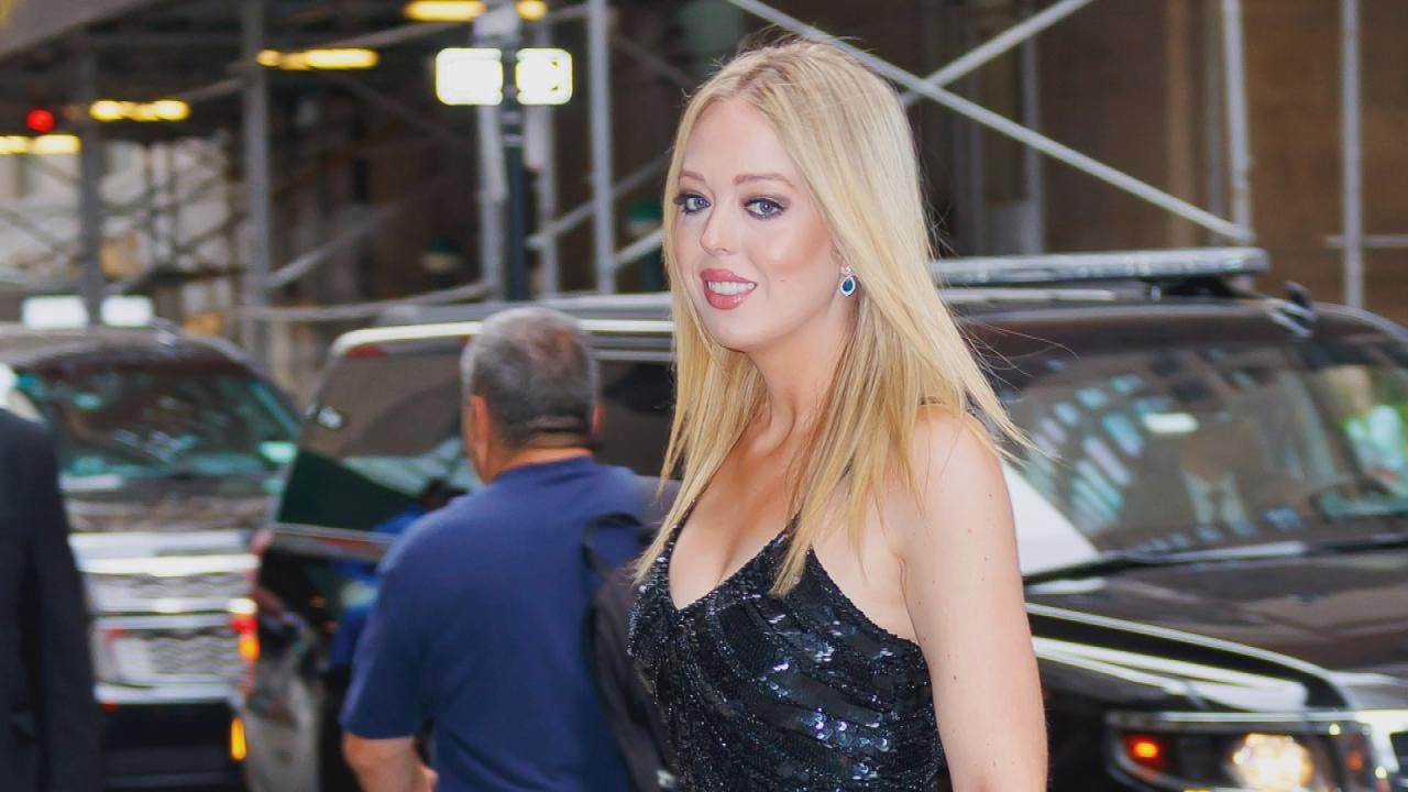 Tiffany Trump Attends Wedding With Bill And Hillary
