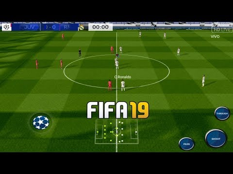 FTS 19 MOD FIFA 19 UCL Edition Android Offline 300MB Best Graphics New Update