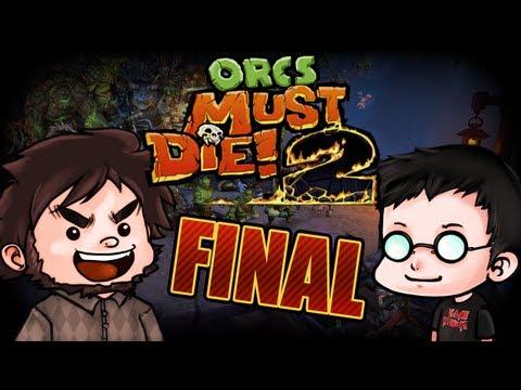 [8] [SuperFunTime] - Orcs Must Die 2! (Blind) - Das Finale