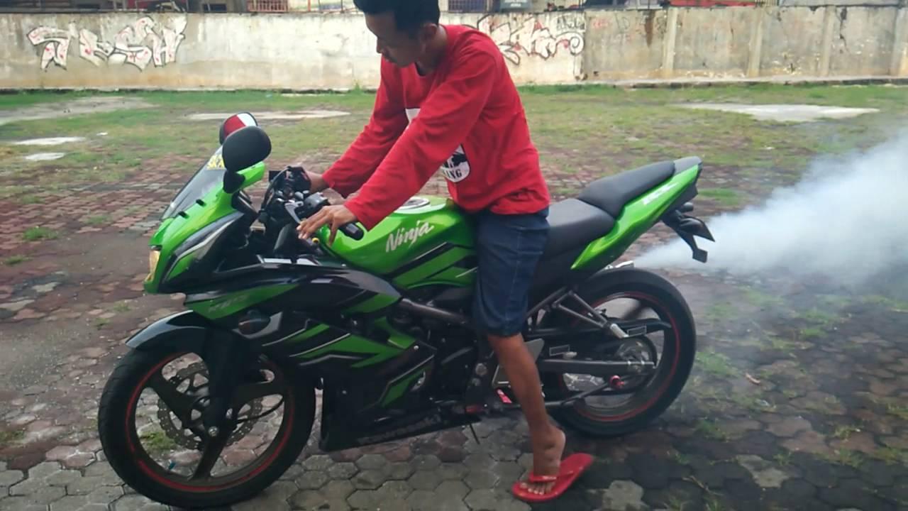 ninja r hijau terkeren