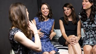 Tracey Wigfield, Kay Cannon, Colleen McGuiness, Carrie Kemper | Fall Comedy Collection | Betabrand