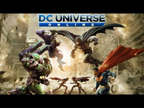DC Universe Online – PS4 Gameplay 1080p HD 60fps ★
