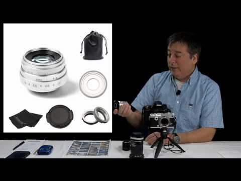 Micro 4/3 Tips: Get Swirly Bokeh With These Cheap Lenses! Ep.05