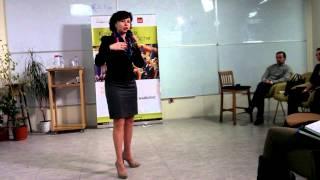 Роксолана Левицкая @ HUB: Юридическое обоснование заочного обучения в школе