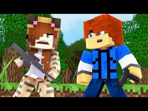 Minecraft Recess - TINA'S PLAN !? (Minecraft Roleplay - Episode 4)