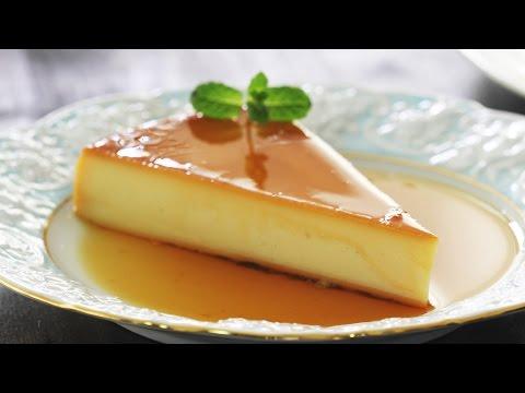 Cheesecake Flan Recipe