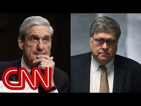 Mueller told Justice Dept. three weeks ago he wouldn't reach a conclusion on obstruction