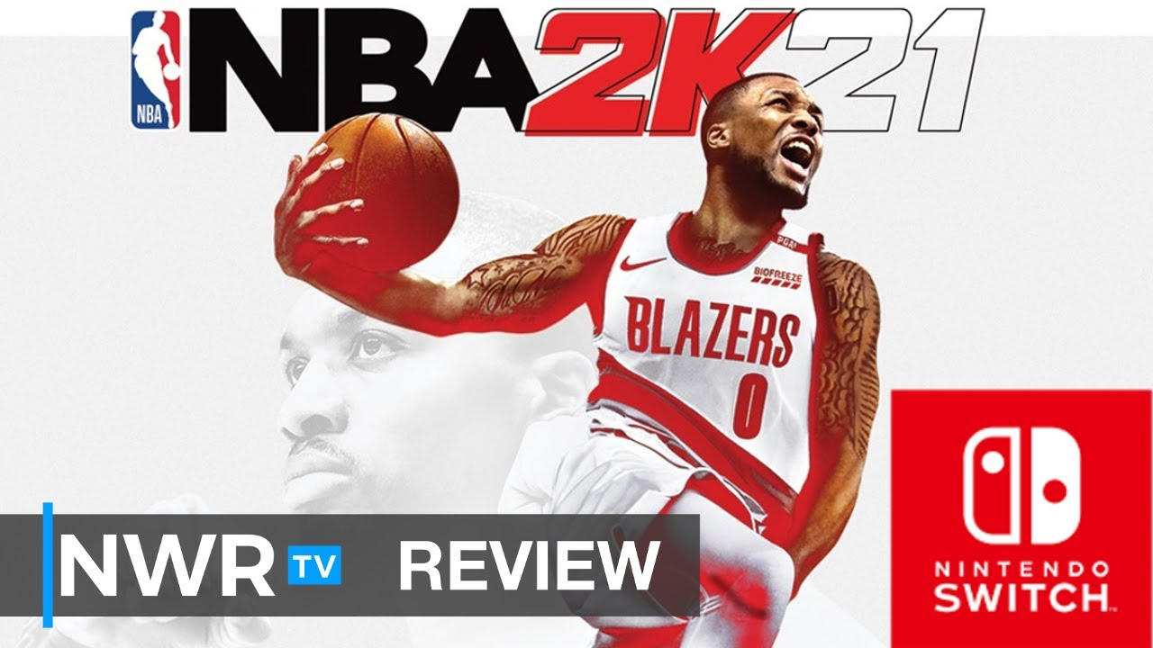 NBA 2K21 (Nintendo Switch) Review (Video Game Video Review)