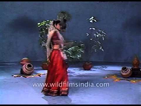 Saswati Sen, India's Kathak exponent performs Thumri