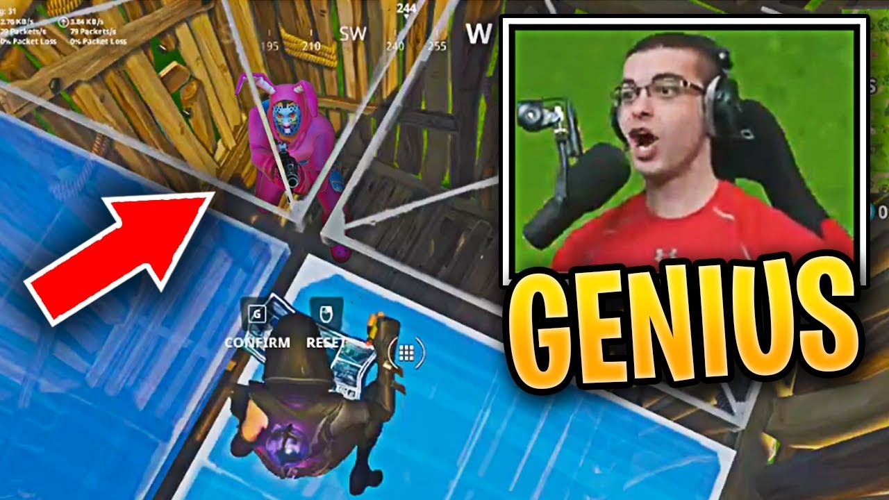 Nick Eh 30 The Smartest Player In Fortnite YouTube