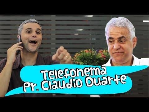 CQG - Telefonema Pr. Cláudio Duarte