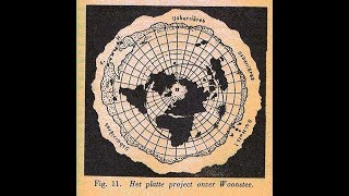 FLAT EARTH BRITISH, OI! French Aeronautics Magazine Selling Pilots Flat Earth Projections.