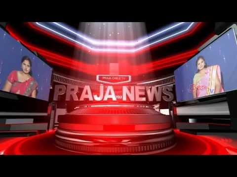 Praja Cable TV// News Bulletin // December 29th // 2017