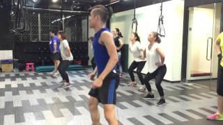 台北市中山區幫你顧小孩健身房→讓你在家也可以做運動