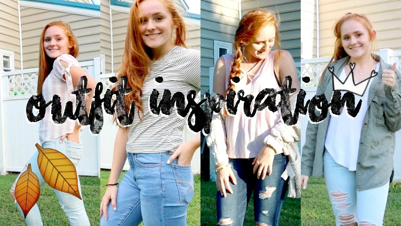 [VIDEO] - Fall Outfit Lookbook//OOTW 1