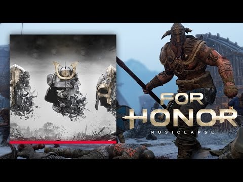 For Honor - Viking, Samurai & Knight Factions Trailer SONG