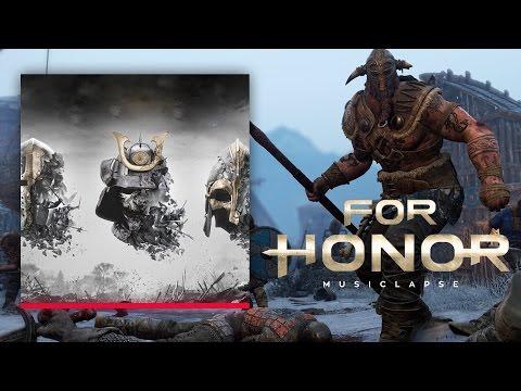 For Honor - Viking, Samurai & Knight Factions Trailer SONG