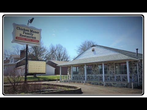 Abandoned Chicken Manor Restaurant North Canton Ohio