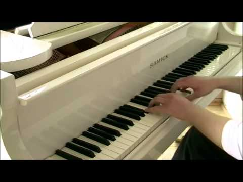 One Day  Pirates of the Caribbean  Kyle Landry Piano