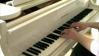 One Day - Pirates of the Caribbean - Kyle Landry (Piano)