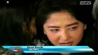 TOPIK ANTV detik detik Dewi Persik Di Penjara