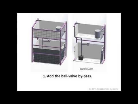 How To Make An Indoor Aquaponics System 5 Step-by-Step