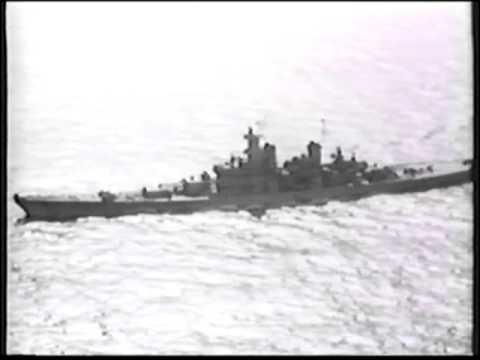 Battleship New Jersey 1967
