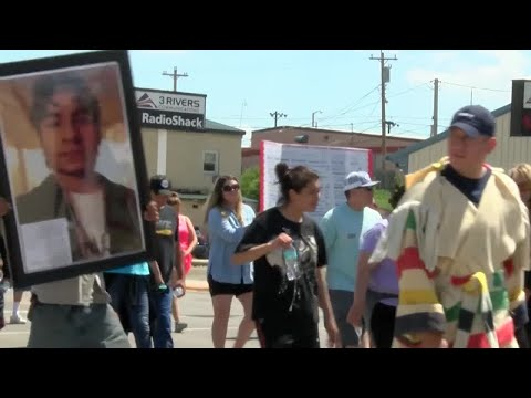 Ashley Loring HeavyRunner: One year later
