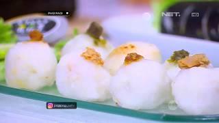 Nasbul & Nasi Nori Menu Sarapan Andalan Ratna Galih & Natasha Rizki