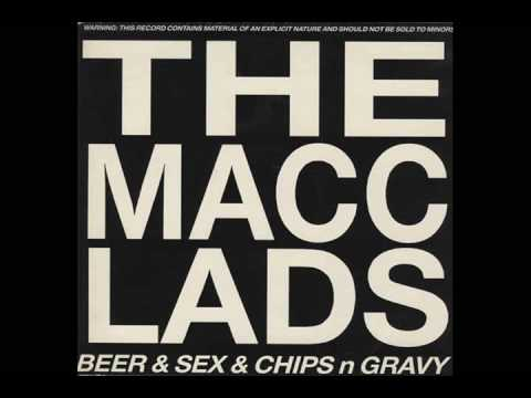 The Macc Lads  Now Hes A Poof Lyrics in Description