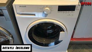 8100 MT Arçelik Yeni Çamaşır Makinesi ✅ 2021 yeni model 8 kilo 1000 devir arçelik çamaşır makinesi
