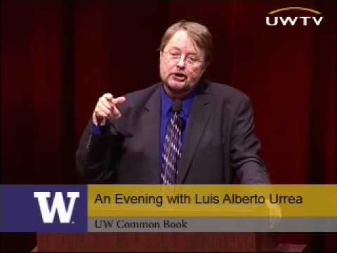 Devil's Highway: An Evening with Author Luis Urrea