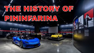 PININFARINA 90TH ANNIVERSARY AND DESIGN TOUR WITH PAULO PININFARINA