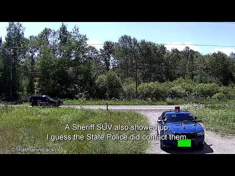 Stalker at our house -  Update #3 July 2017 (The police got involved.)