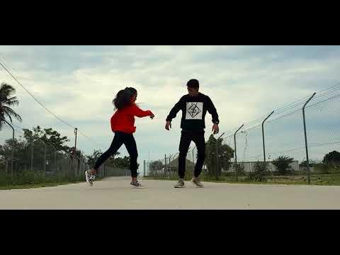 RUNING (Lost it all) Naughty Boy ft. Beyonce -  Lela & Arano (choreography)