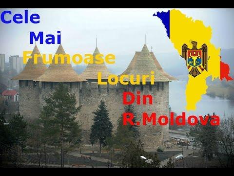 TOP 10 Cele mai frumoase locuri din Republica Moldova