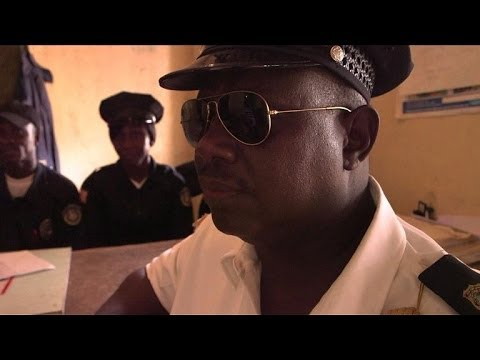 Corruption allegations blight Liberian police force