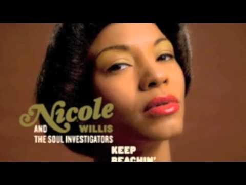 Nicole Willis & The Soul Investigators - Invisible Man (good quality)