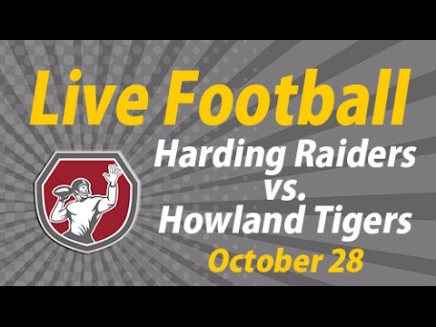 Warren G. Harding Raiders vs. Howland Tigers
