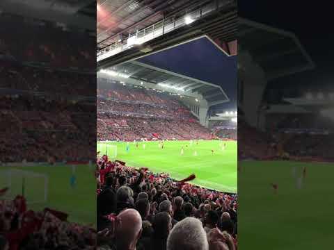 Allez allez allez - Liverpool v Roma semi final