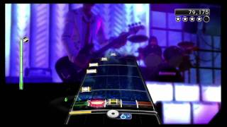 "Rock Band - Nickelback ""Burn It to the Ground"" Bass FC"